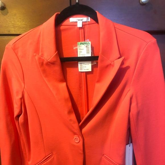 Papaya Jackets & Blazers - Women's Blazer
